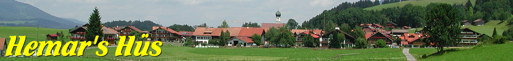 Hemars Hüs in Schöllang